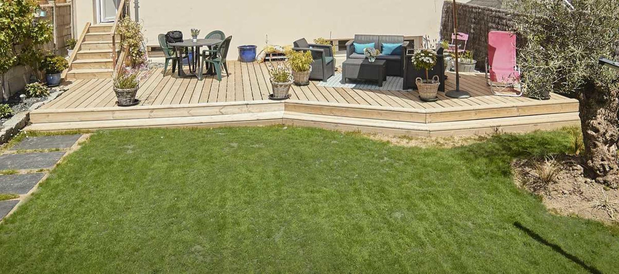 Paysagiste pour terrasse